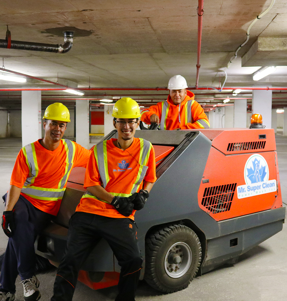 How Often Should We Schedule a Parking Garage/Lot Cleaning Service?